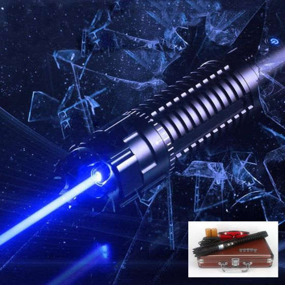 The True 970 1/3/5 watts blue laser is the top selling powerful handheld burning laser in the market.